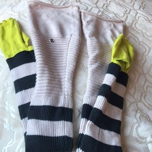 Lululemon leg warmers